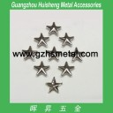 Metal Studs-Star Shape-Nickle Color