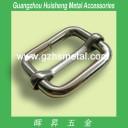 Metal Non Welded Slider Buckle 25mm