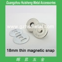 18mm Thin Magnetic Button