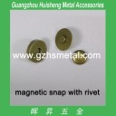 Magnetic Snap withe Rivet