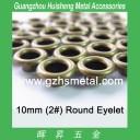 10mm Metal Eyelet Leather Grommet