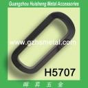 H5707 Metal Flat Oval Eyelet