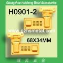 H0901-2 3 Dial Combination Case Lock