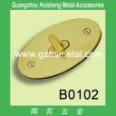B0102 Alloy Twist Lock