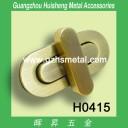 H0415 Metal Turn Lock
