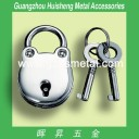Metal Bag Lock with Key