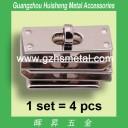H0509 Metal Bag Lock with Steps