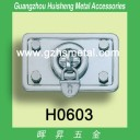 H0603 Metal Decorvative Bag Lock