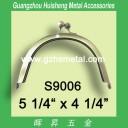"""S9006 Half Round Purse Frame 5-1/4""""X4-1/4"""""""