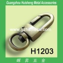 H1203 Swivel Hook Snap Clasp 3/8""