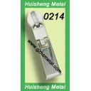 0214 Metal Zipper Pull