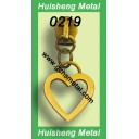 0219 Metal Zipper Pull