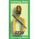 0220 Metal Zipper Pull