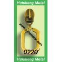 0220 Metal Zipper Pull