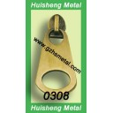 0308 Metal Zipper Puller