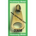 0308 Metal Zipper Puller