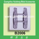 B2006 Metal Buckle for Handbag