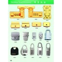 09 luggage lock