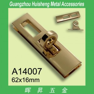 A14007 Metal Turn Lock