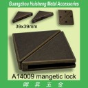 A14009 Metal Magnetic Lock for Bags