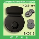 SX0016 Metal Push Button Lock